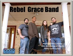 Haley Grace & The Rebels